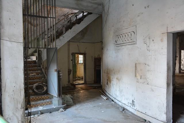 天外天劇場・階梯