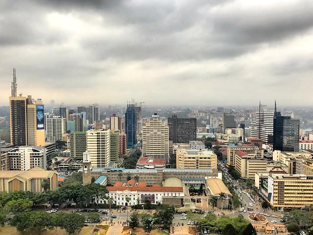Nairobi, Kenya, KLM 2017 224