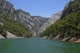 Green Canyon of Manavgat