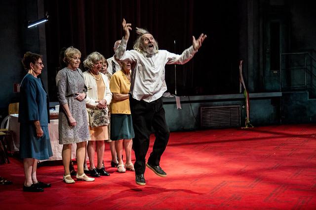 « Vader » au théâtre de Caen