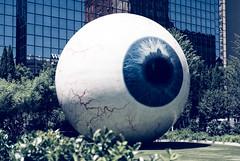 Giant Eyeball, Dallas
