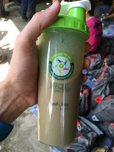 Protein & Bodykey shake
