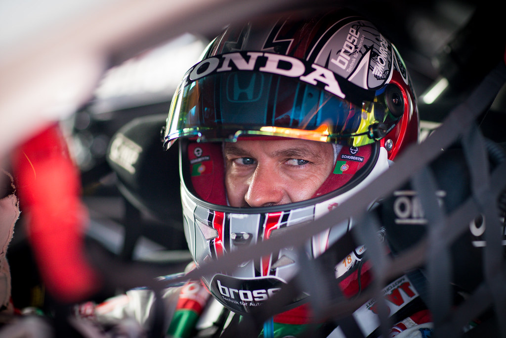 MONTEIRO Tiago (prt) Honda Civic team Castrol Honda WTCC ambiance portrait during the 2017 FIA WTCC World Touring Car Race of Argentina at Termas de Rio Hondo, Argentina on july 14 to 16 - Photo Alexandre Guillaumot / DPPI