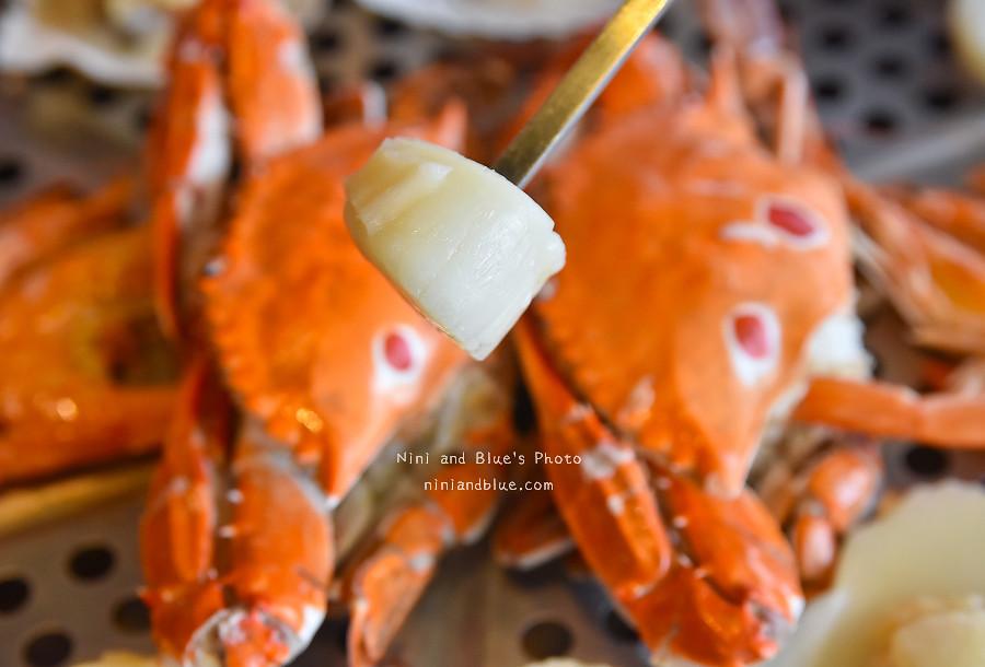 草屯海鮮鍋一品蒸料亭海產聚餐餐廳17