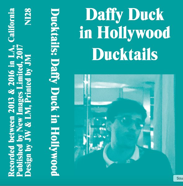 Ducktails - Daffy Duck In Hollywood