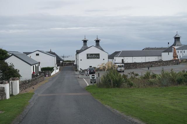 Ardbeg Disillery, Islay