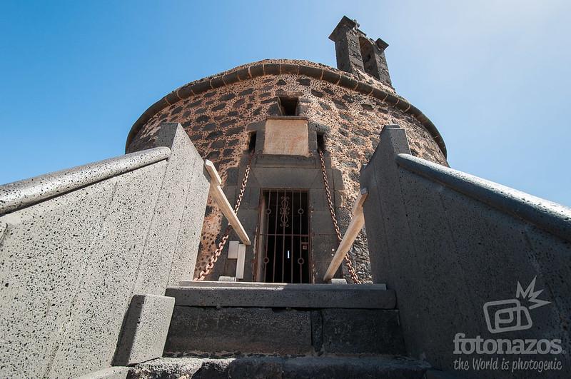 Castillo de las Coloradas - Torre del Águila
