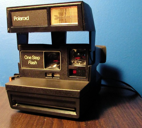 Polaroid One Step Flash - Camera-wiki org - The free camera
