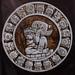 Mayan symbols por Nanooki ʕ•́ᴥ•̀ʔっ