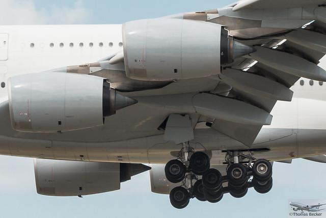Lufthansa Airbus A380-841 D-AIML Hamburg (891357)