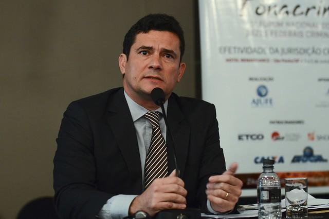 Moro tem sido acusado por muitos juristas de alongar as prisões preventivas para conseguir delações premiadas dos investigados  - Créditos: Rovena Rosa/Agência Brasil
