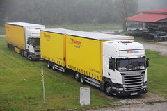 Scania truck family