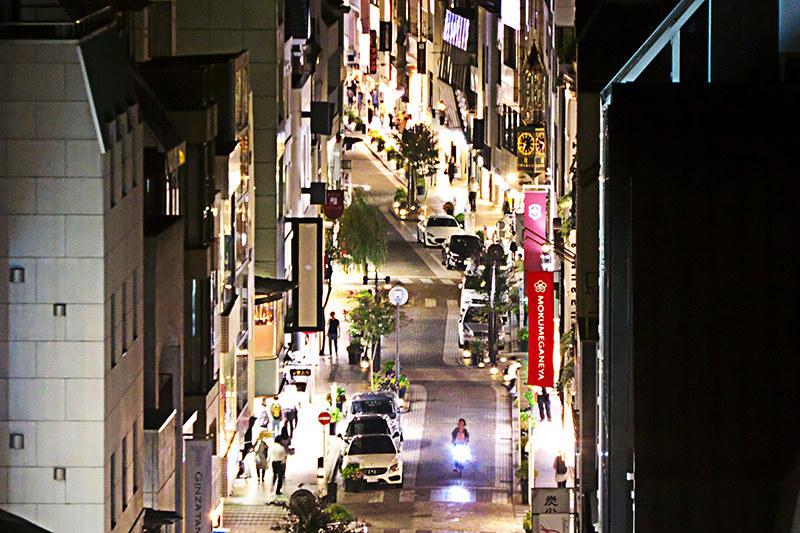 横浜元町 夜景