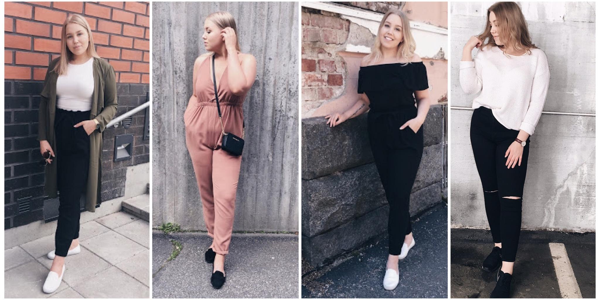 Tyylikkäimmät bloggaajat