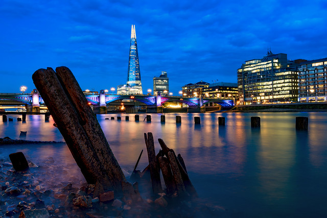 Stick And Stones In Southwark