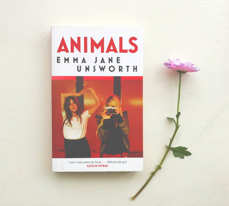 animals emma jane unsworth book blog vivatramp uk