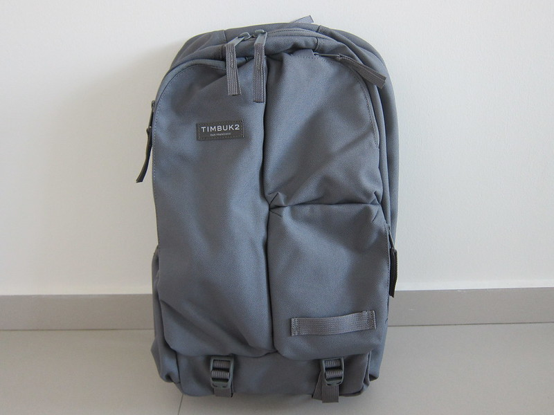Timbuk2 Showdown Laptop Backpack - Front