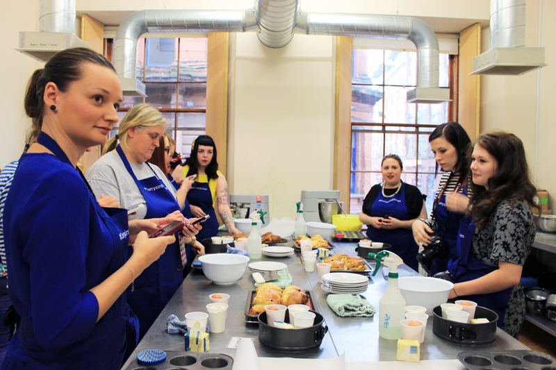 Scottish Blogger Bake Off Glasgow Kenwood lifestyle UK