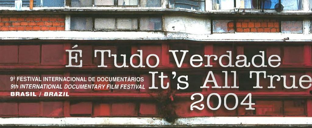 9º É Tudo Verdade - Festival Internacional de Documentários