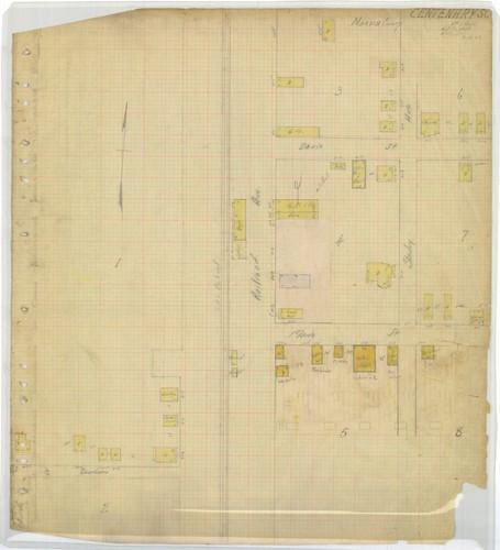 Centenary 1920 Sanborn Map