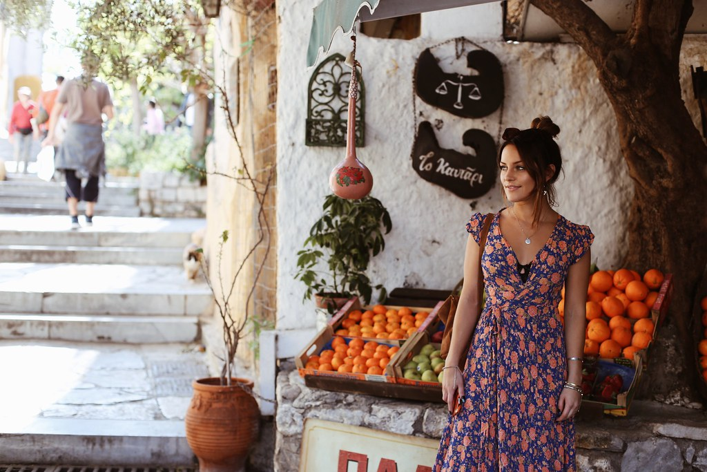 The Little Magpie Athens Blog Guide