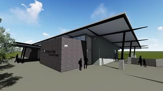 Cameron Park Community Building