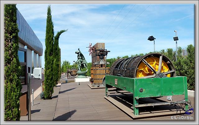 Museo del Vino Pagos del Rey y visita a Toro (1)