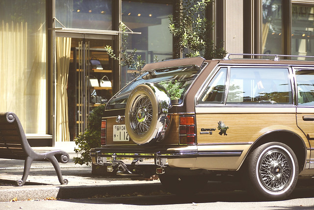 Buick Century Limited Station Wagon, Building & Modification.