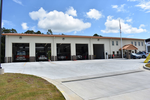 VISIONARY, STATE=OF-THE-ART FIRE STATION OPENS IN WEST POINT ON SATURDAY
