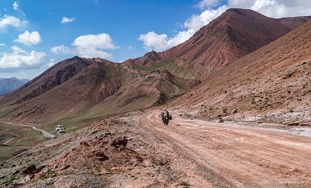Tajik Kyrgy Border-8