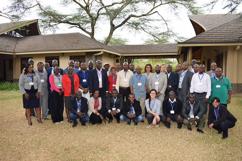 Stakeholders workshop on livestock market information systems