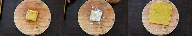 masala square paratha 4