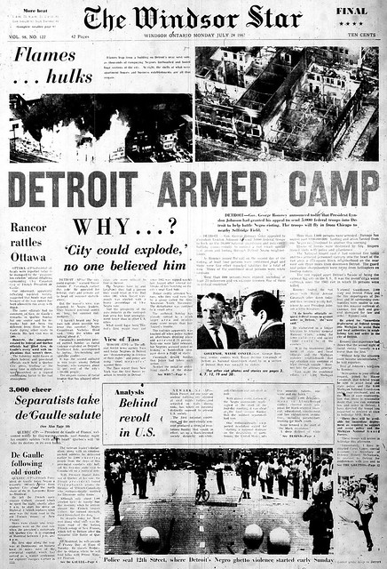 ws 1967-07-24 front page four star edition