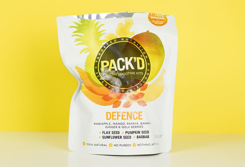 Packd Frozen Smoothie - Defence