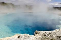 Blue Geyser