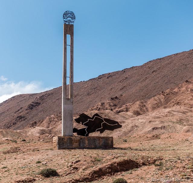 Tajik Kyrgy Border-10
