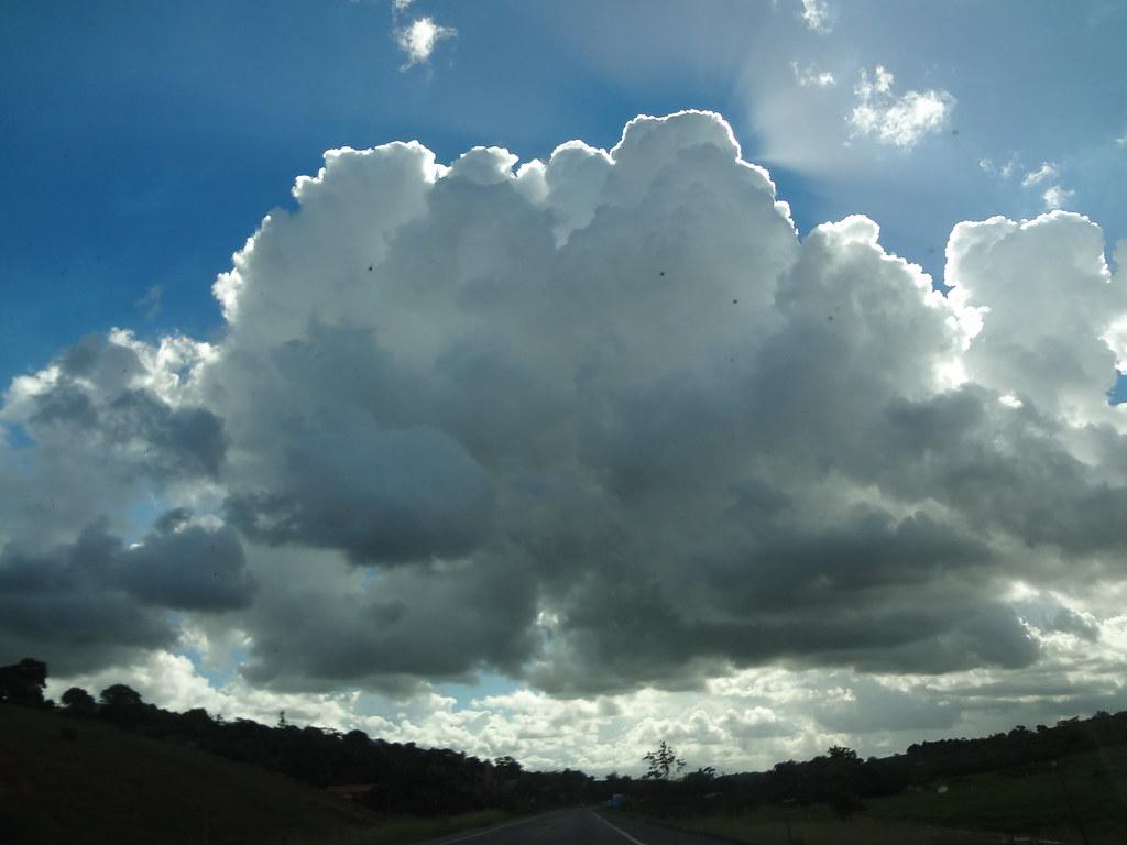 A nuvem mais formosa