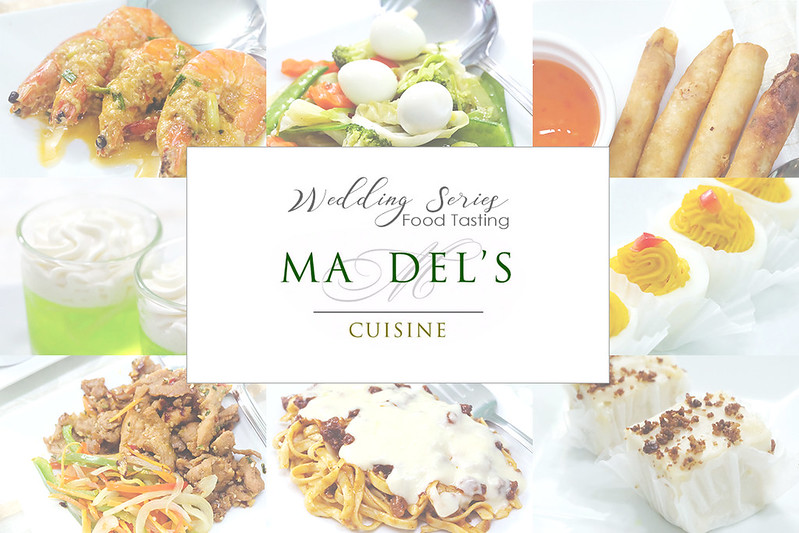 Food Tasting Review Ma Del's Cuisine
