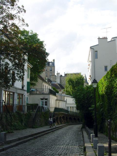 Rue Saint Vincent