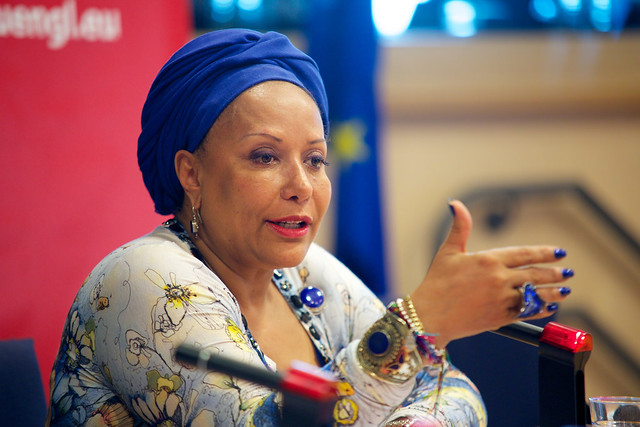 Piedad Córdoba puede llegar a ser la primera mujer negra latinoamericana presidenta
