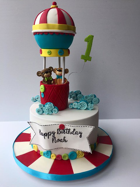 Cake by Quirky Cake Designs