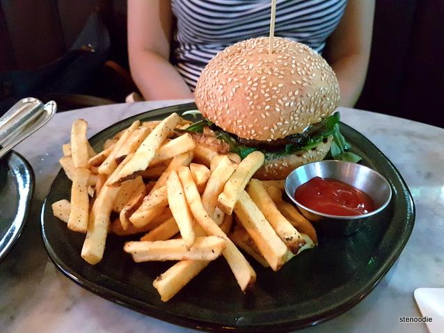 Alberta Lamb Burger