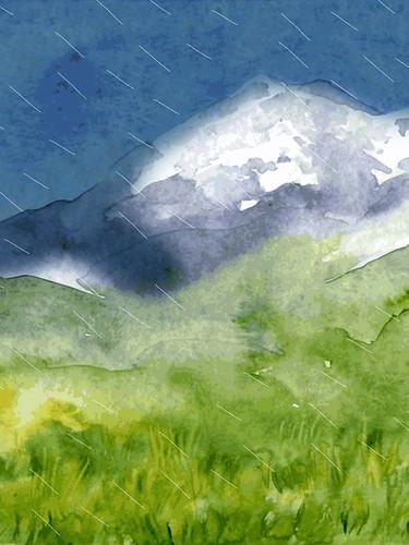 बदलते मानसून से हिमालयी क्षेत्र पर विशेष खतरा