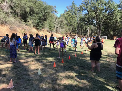 Silver Spur Middle School Camp 2017