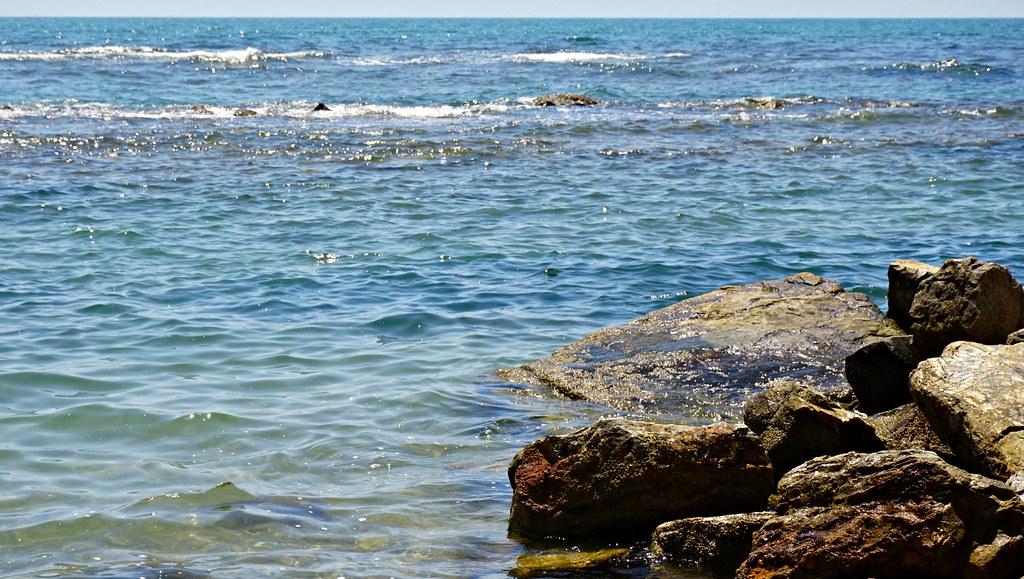 Santa Severan puhdas meri