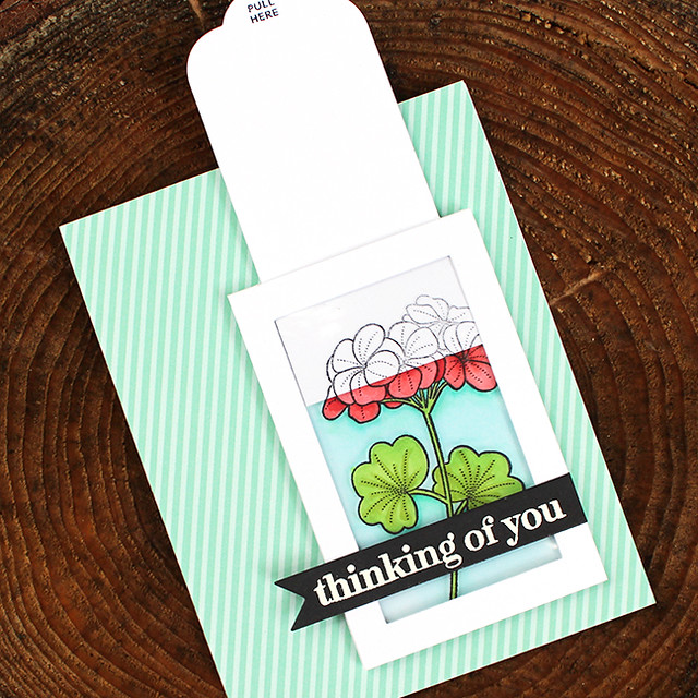 MIM Thinking Of You Card