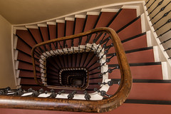 Hamburg stairs