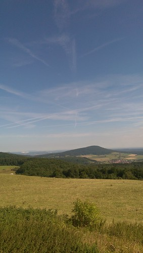 Blick Richtung Baier