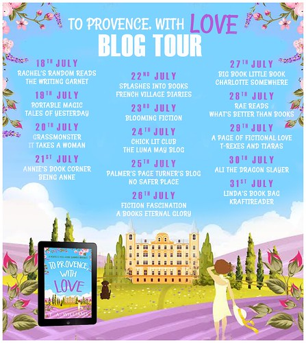 To Provence with Love banner2