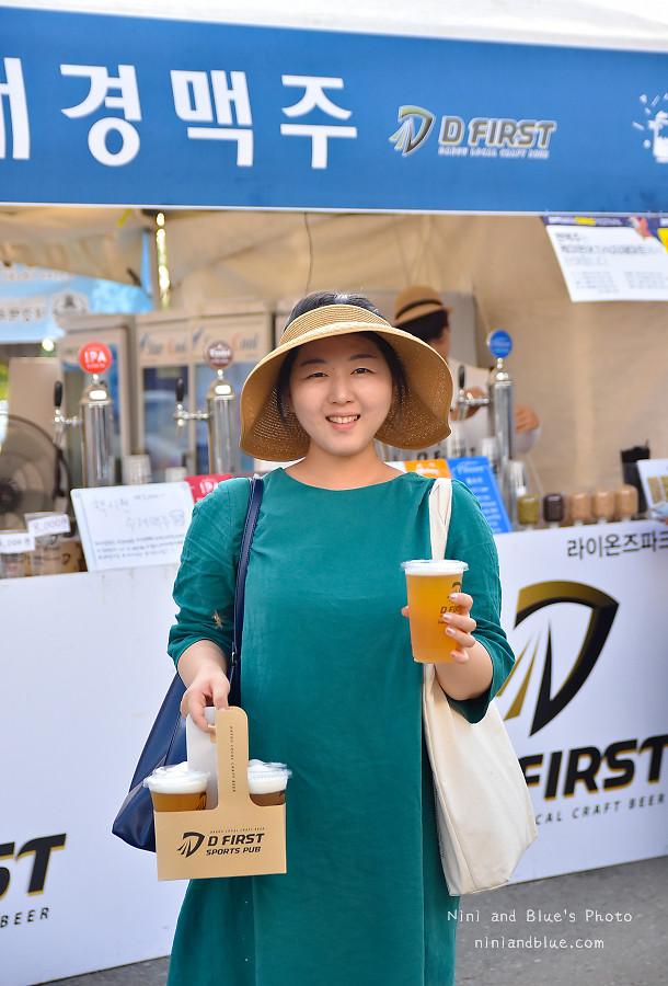 韓國大邱炸雞啤酒節旅遊景點47